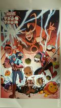 Marvel TSUM TSUM Takeover Poster by Jones Gurihiru (2016 Marvel) ITEM#1