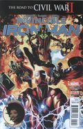 Invincible Iron Man (2015 2nd Series) 11C