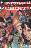 Justice League Rebirth (2016) 1C