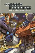 Transformers War Within Omnibus TPB (2016 IDW) 2nd Edition 1-1ST