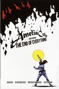 Amelia Cole versus the End of Everything GN (2016 IDW) 1-1ST