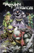 Batman/Teenage Mutant Ninja Turtles HC (2016 DC/IDW) 1-1ST