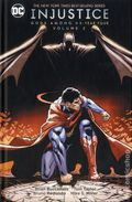 Injustice Gods Among Us Year Four HC (2016 DC) 2-1ST