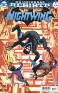 Nightwing (2016) 3A