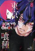 Tokyo Ghoul GN (2015- Viz Digest) 8-1ST