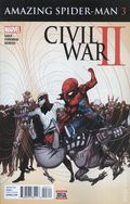 Civil War II Amazing Spider-Man (2016) 3A