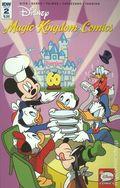 Disney Magic Kingdom Comics (2016 IDW) 2