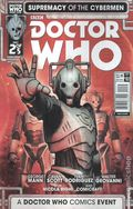 Doctor Who Supremacy of the Cybermen (2016) 2C