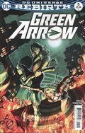 Green Arrow (2016 5th Series) 5A