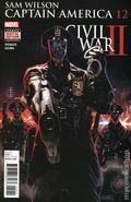 Captain America Sam Wilson (2015) 12A