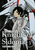 Knights of Sidonia GN (2013 Vertical Digest) 3-1ST