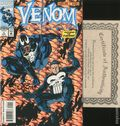 Venom Funeral Pyre (1993) 1DFSIGNED