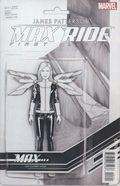 Max Ride First Flight (2015 Marvel) 1C-B&W