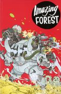 Amazing Forest TPB (2016 IDW) 1-1ST