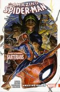 Amazing Spider-Man Amazing Grace TPB (2016 Marvel) 1-1ST