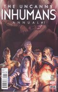 Uncanny Inhumans (2016) Annual 1A