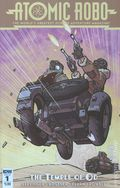 Atomic Robo and The Temple of Od (2016 IDW) 1