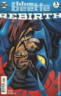 Blue Beetle Rebirth (2016) 1A