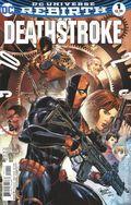 Deathstroke (2016 3rd Series) 1A