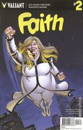 Faith (2016 Valiant 2nd Series) 2C