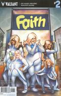 Faith (2016 Valiant 2nd Series) 2D