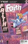 Faith (2016 Valiant 2nd Series) 2E