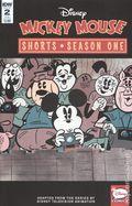 Mickey Mouse Shorts (2016 IDW) Season 1 2SUB