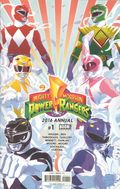Mighty Morphin Power Rangers (2016) Annual 1A