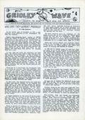 Gridley Wave (1959) Fanzine 4