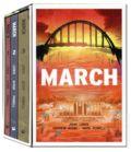 March GN (2013-2016 IDW/Top Shelf) SET#1