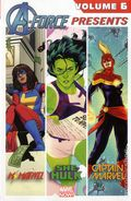 A-Force Presents TPB (2015 Marvel NOW) 6-1ST