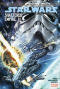 Star Wars Shattered Empire HC (2016 Marvel) Journey to Star Wars The Force Awakens 1-1ST