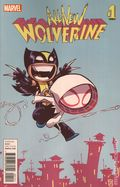 All New Wolverine (2015) Annual 1C