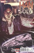Star Wars Han Solo (2016 Marvel) 3A