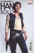Star Wars Han Solo (2016 Marvel) 3D
