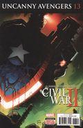 Uncanny Avengers (2015 Marvel 3rd Series) 13A