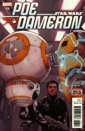 Star Wars Poe Dameron (2016) 6A