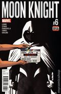 Moon Knight (2016 6th Series) 6A