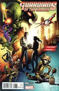 Guardians of the Galaxy (2015 4th Series) 6D