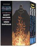 Batman TPB Box Set (2016 DC) By Scott Snyder and Greg Capullo SET#1