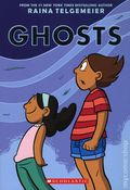 Ghosts GN (2016 Scholastic) By Raina Telgemeier 1-1ST