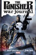 Punisher War Journal TPB (2016 Marvel) By Carl Potts and Jim Lee 1-1ST