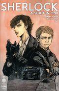 Sherlock A Study In Pink (2016 Titan) 4A