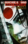Suicide Squad Most Wanted Katana TPB (2016 DC) 1-1ST