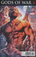 Civil War II Gods of War (2016) 4A
