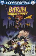 Batgirl and the Birds of Prey (2016) 2B