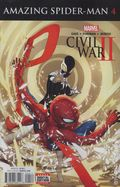 Civil War II Amazing Spider-Man (2016) 4A