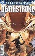 Deathstroke (2016 3rd Series) 2A