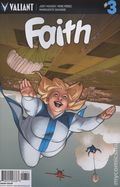 Faith (2016 Valiant 2nd Series) 3E