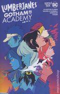 Lumberjanes Gotham Academy (2016) 4A